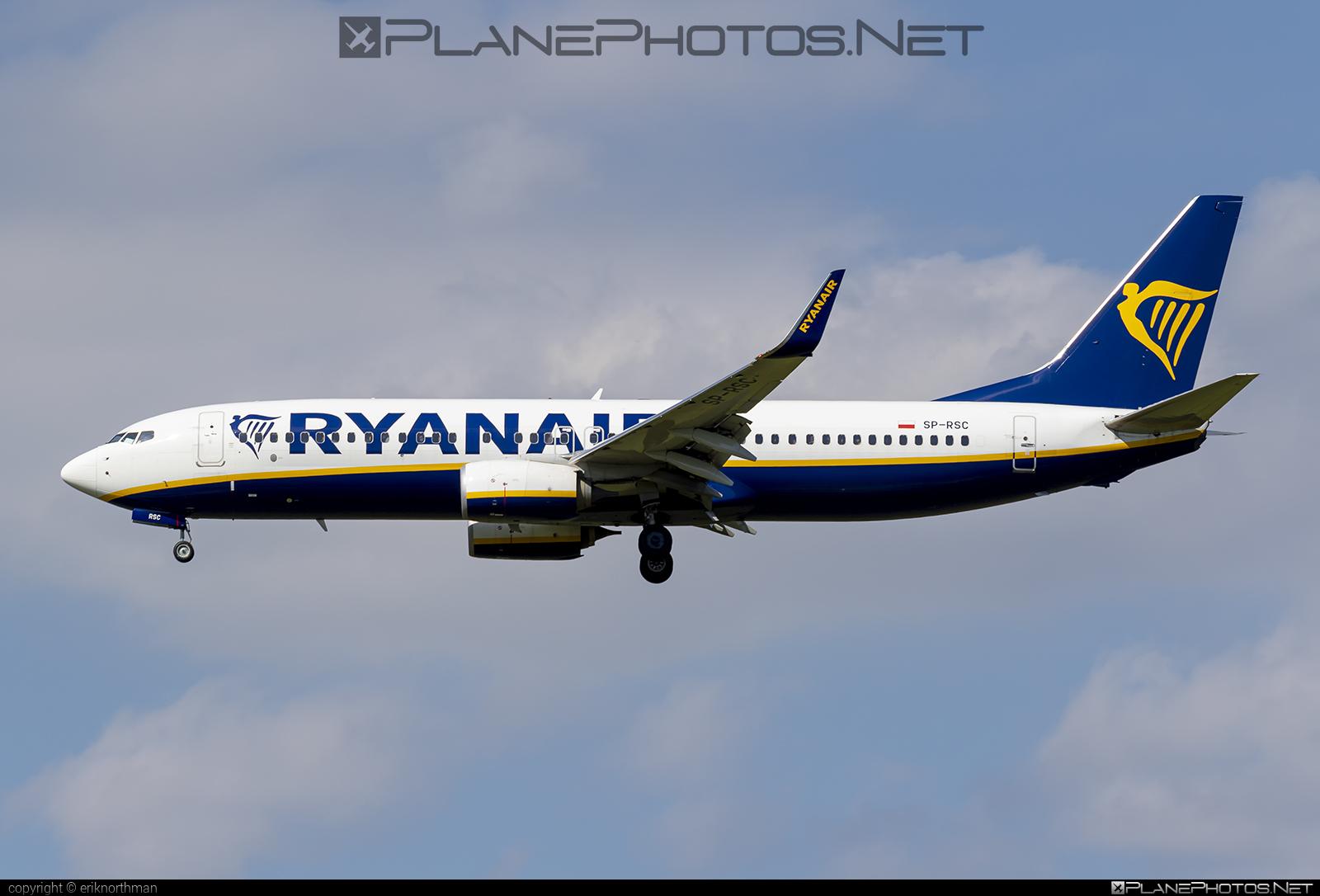 Boeing 737-800 - SP-RSC operated by Ryanair Sun #b737 #b737nextgen #b737ng #boeing #boeing737 #ryanair #ryanairsun