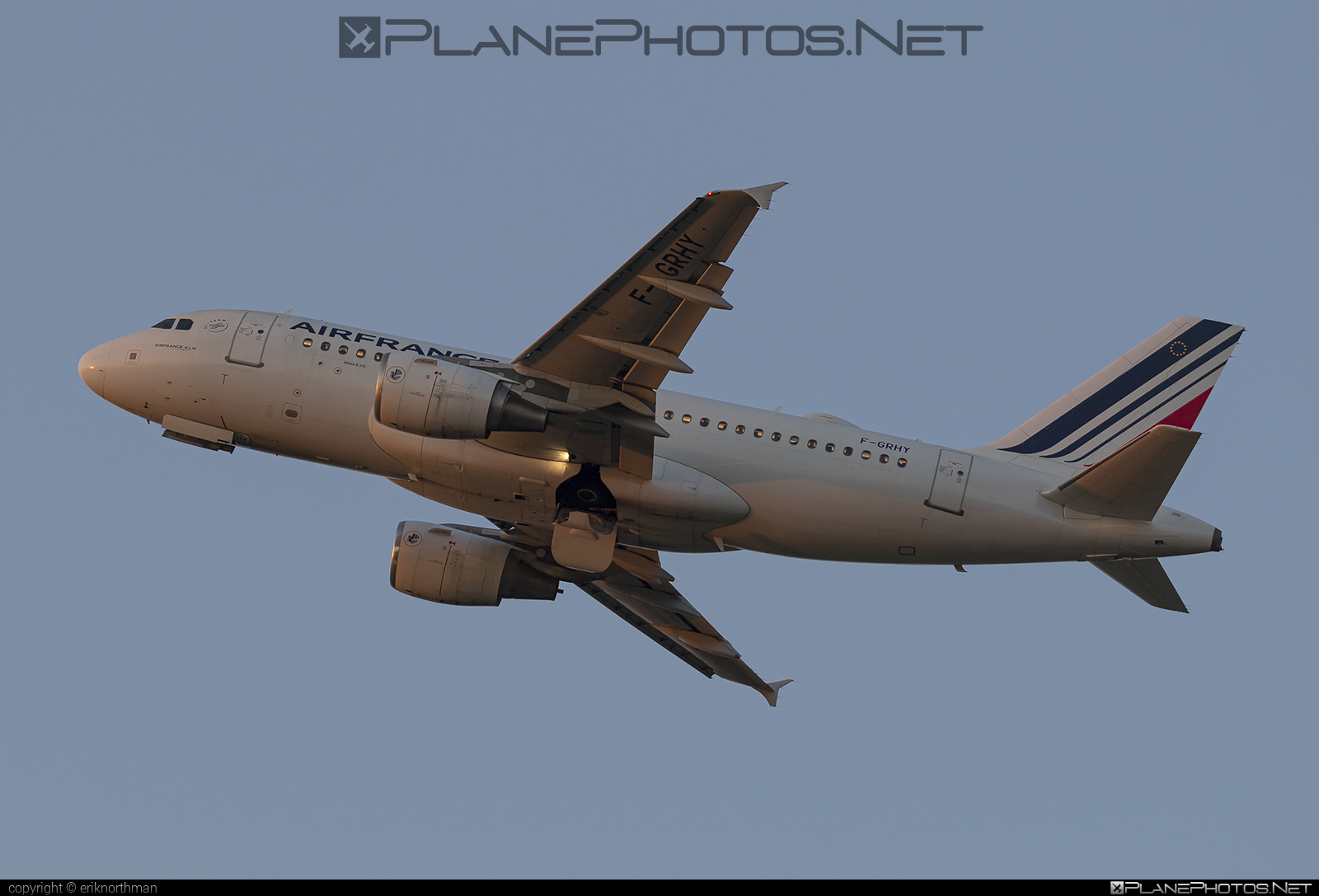 Airbus A319-111 - F-GRHY operated by Air France #a319 #a320family #airbus #airbus319 #airfrance
