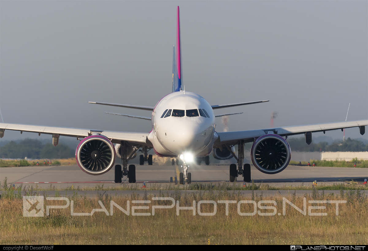 Airbus A321-271NX - HA-LVI operated by Wizz Air #a320family #a321 #a321neo #airbus #airbus321 #airbus321lr #wizz #wizzair