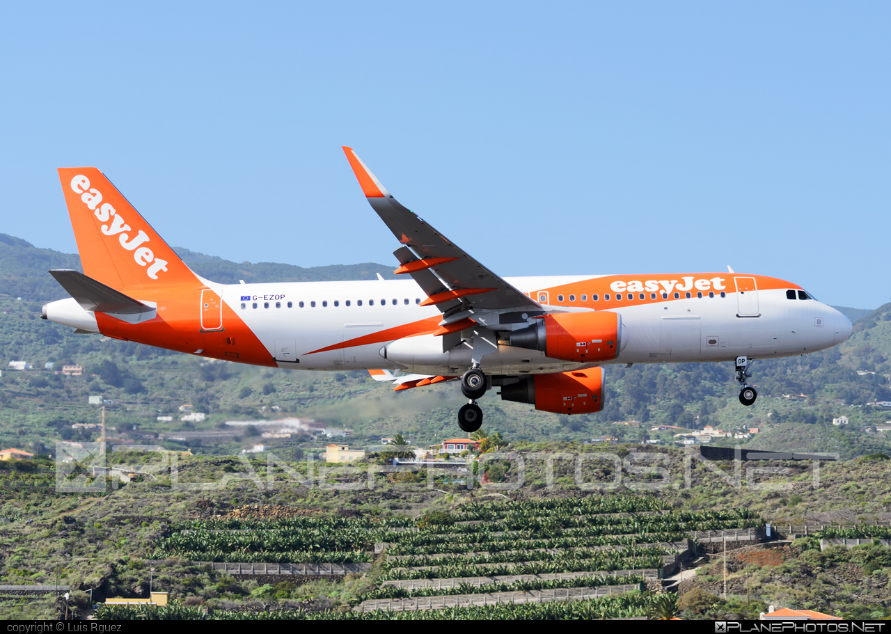 Airbus A320-214 - G-EZOP operated by easyJet #a320 #a320family #airbus #airbus320 #easyjet