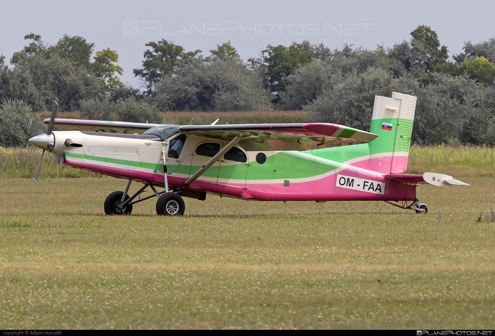 Pilatus PC-6/B2-H4 Turbo Porter - OM-FAA operated by FENIX AIR s.r.o #fenixair #fenixairsro #pilatus