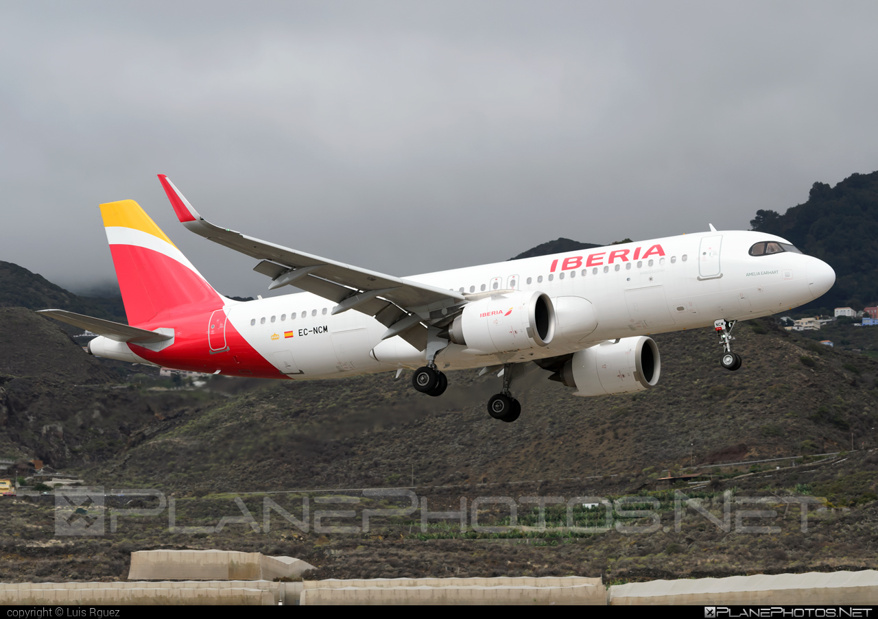 Airbus A320-251N - EC-NCM operated by Iberia #a320 #a320family #a320neo #airbus #airbus320 #iberia