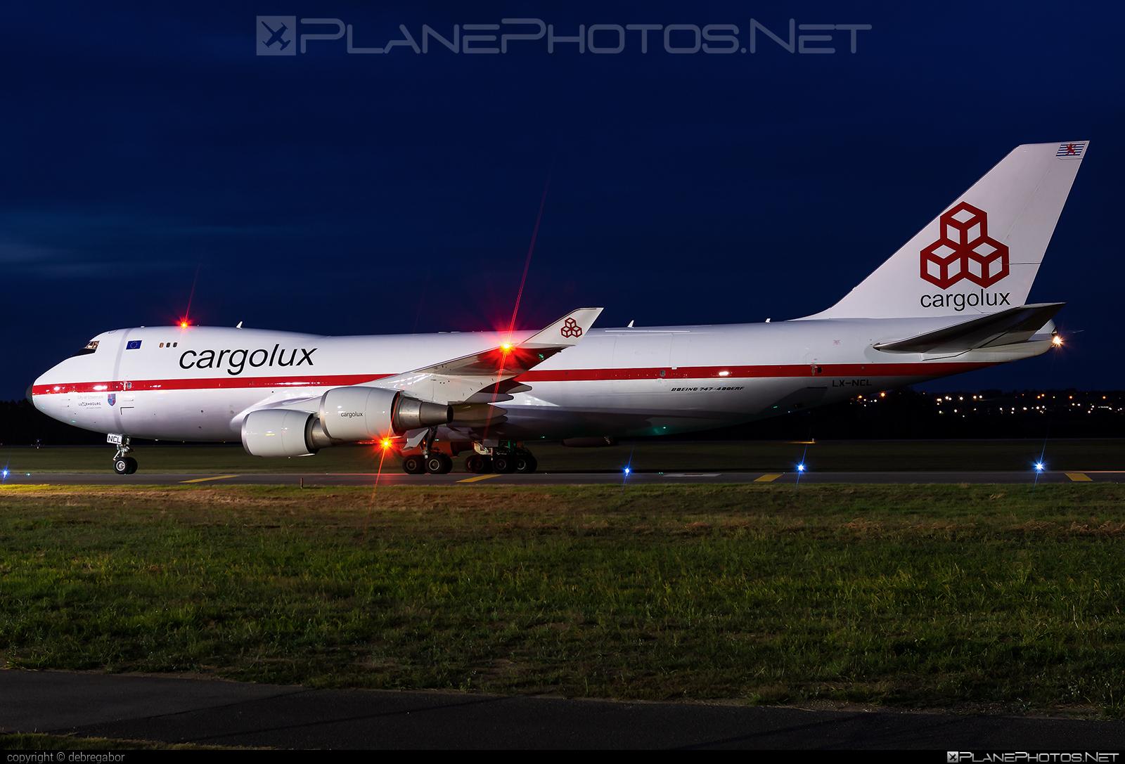 Boeing 747-400ERF - LX-NCL operated by Cargolux Airlines International #b747 #b747erf #b747freighter #boeing #boeing747 #cargolux #jumbo