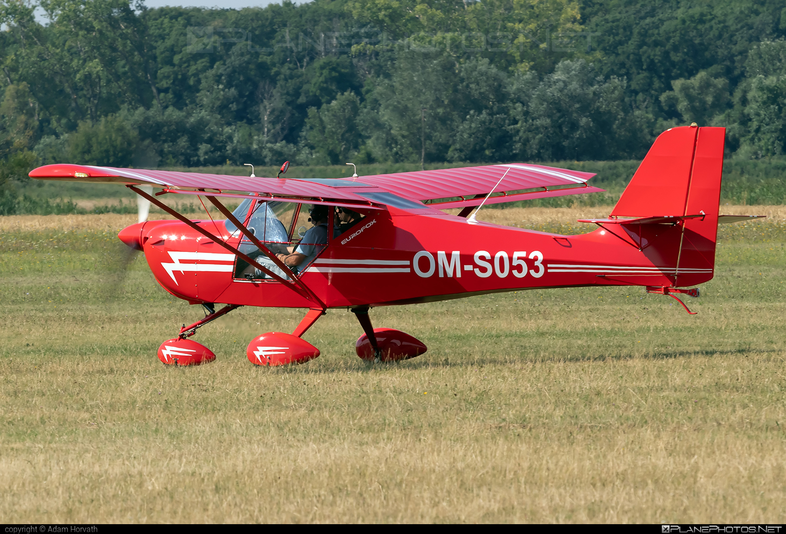 Aeropro EuroFOX 912 3K - OM-S053 operated by Private operator #eurofox #eurofox3k #fox