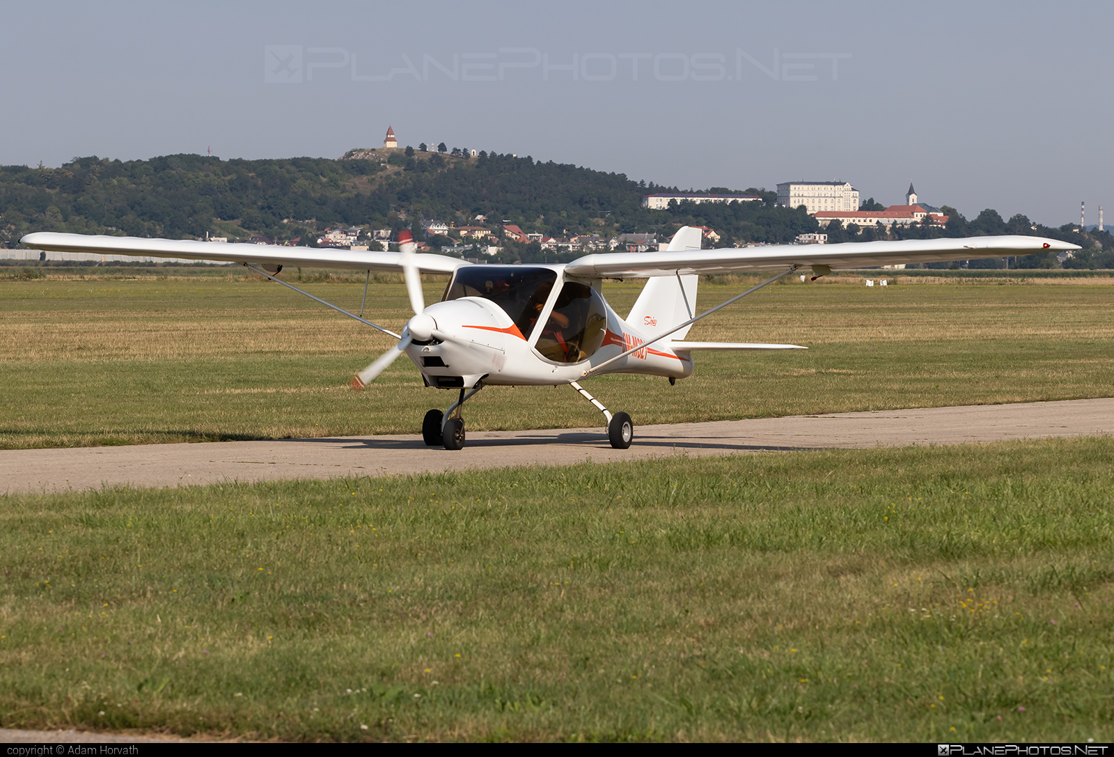 S-wing Aircraft Swing 06 - OM-M321 operated by Private operator #swing06 #swingaircraft