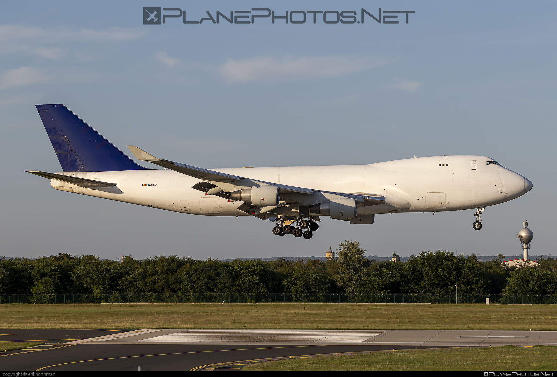 Boeing 747-400F - ER-BBJ operated by Aerotrans Cargo #aerotranscargo #b747 #boeing #boeing747 #jumbo