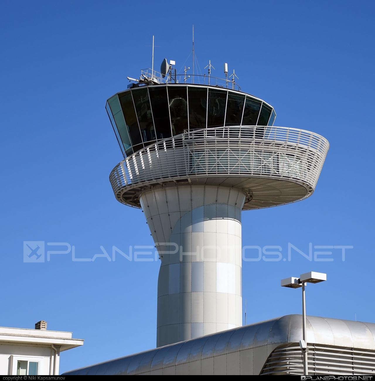 Bordeaux Merignac airport overview