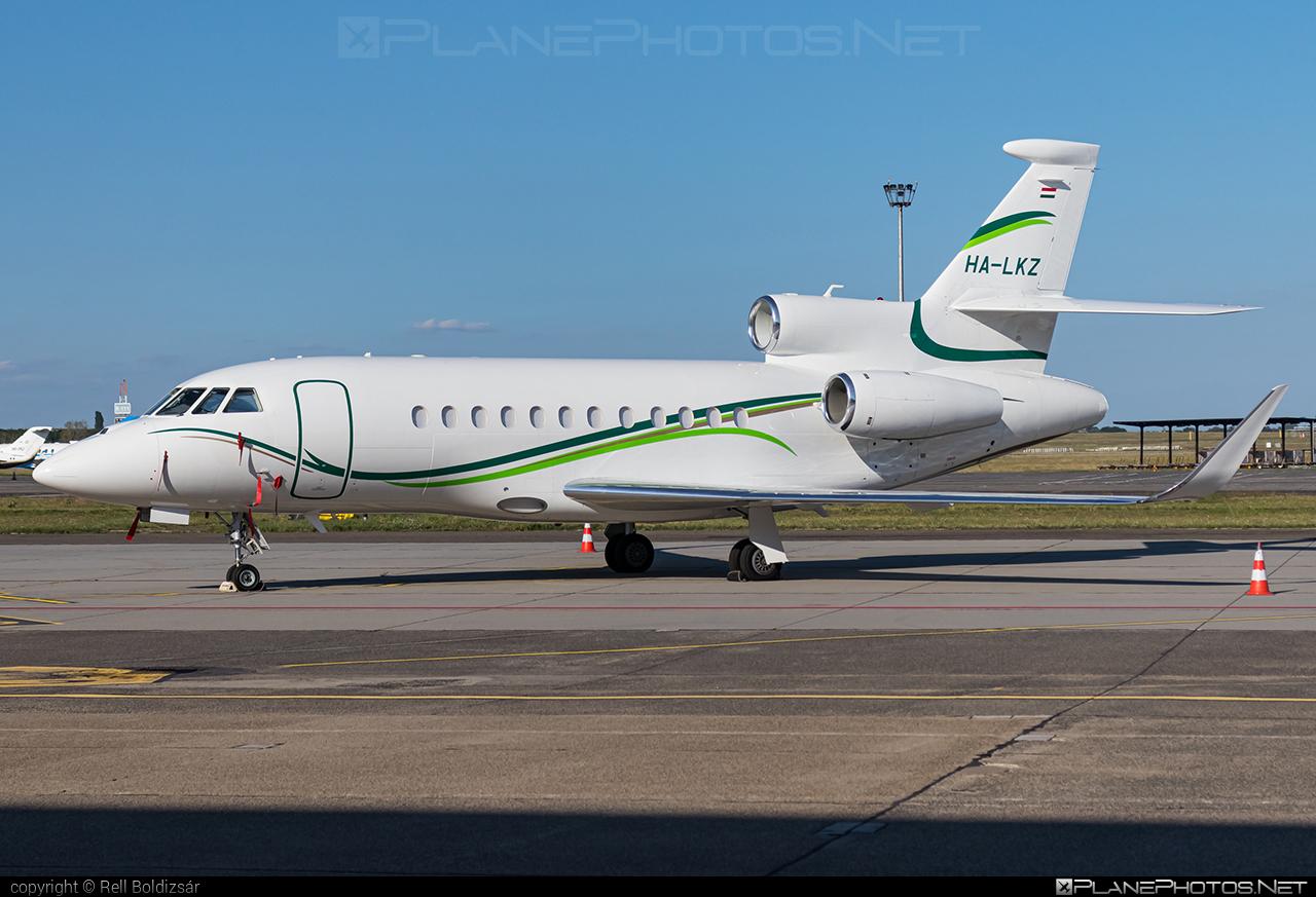 Dassault Falcon 900LX - HA-LKZ operated by Private operator #dassault