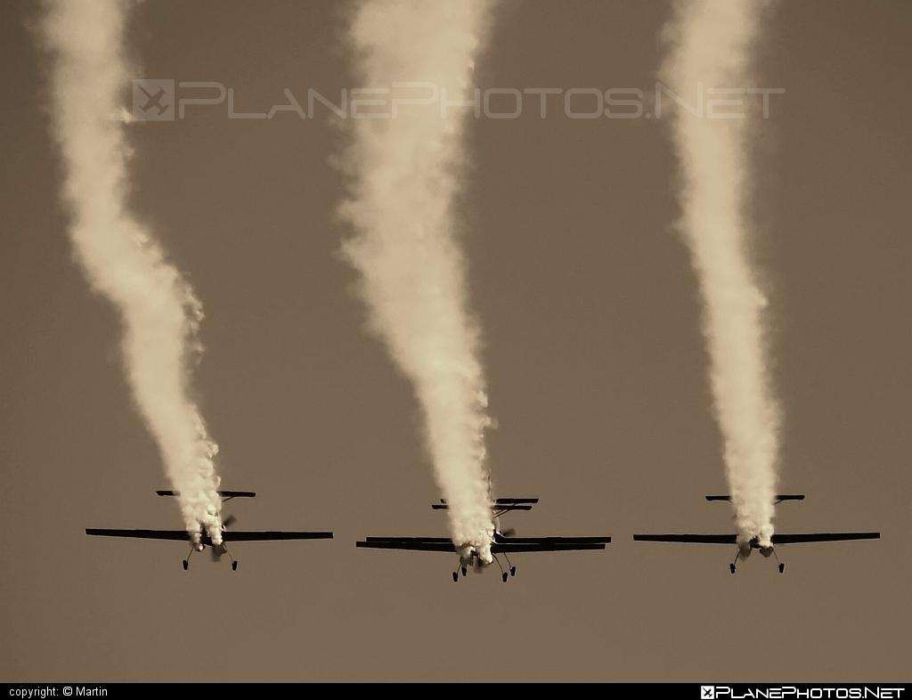 Zlin Z-50LX - OK-XRC operated by The Flying Bulls Aerobatic Team #theflyingbullsaerobaticteam #z50 #z50lx #zlin #zlin50