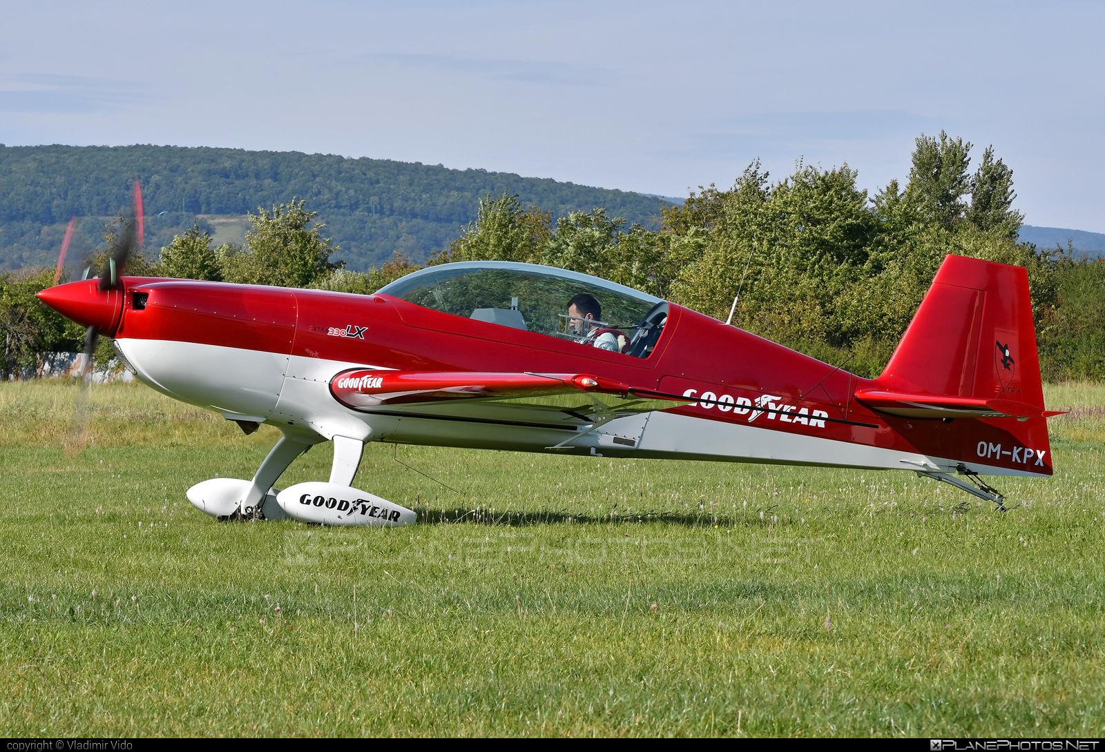 Extra EA-330LX - OM-KPX operated by Private operator #extra330 #extraea330 #extraea330lx