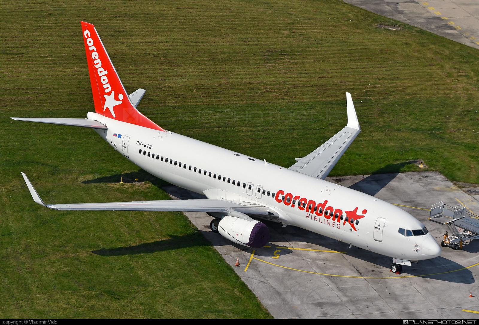Boeing 737-800 - OM-GTG operated by Go2Sky #b737 #b737nextgen #b737ng #boeing #boeing737