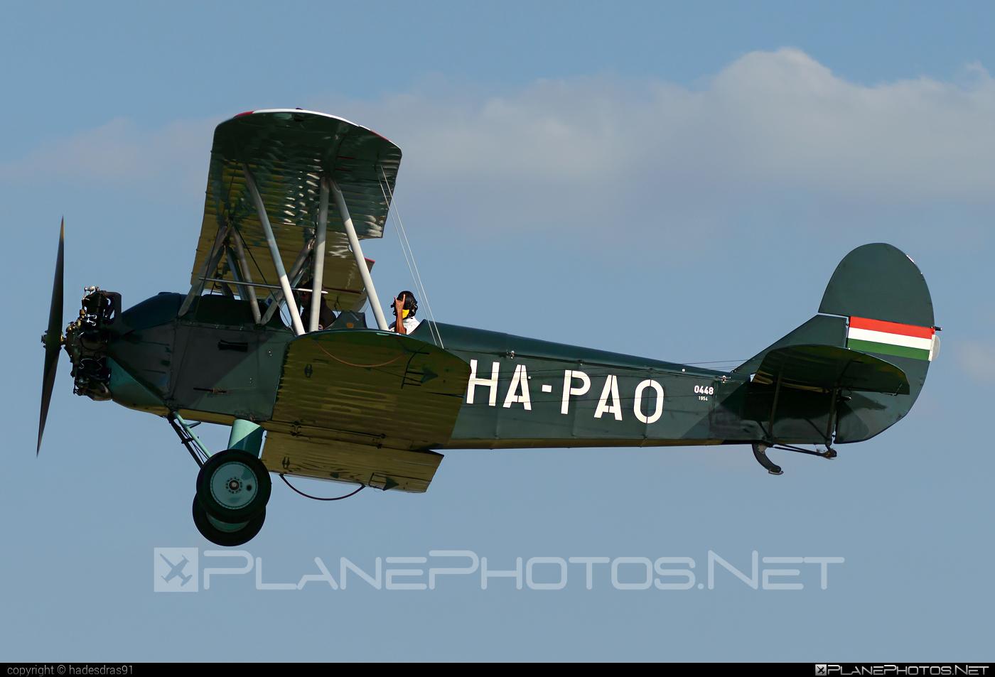 Polikarpov Po-2 Kukuruznik - HA-PAO operated by Goldtimer Foundation #kukuruznik #polikarpov #polikarpov2