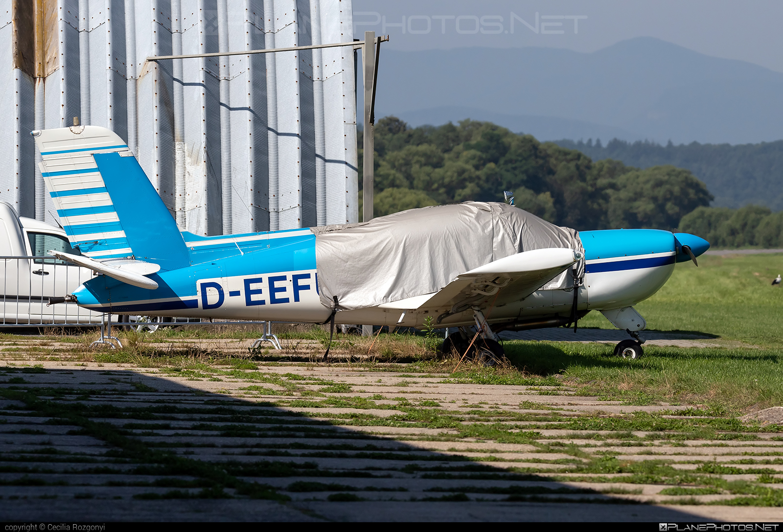 Socata Rallye 235 - D-EEFU operated by Private operator #socata