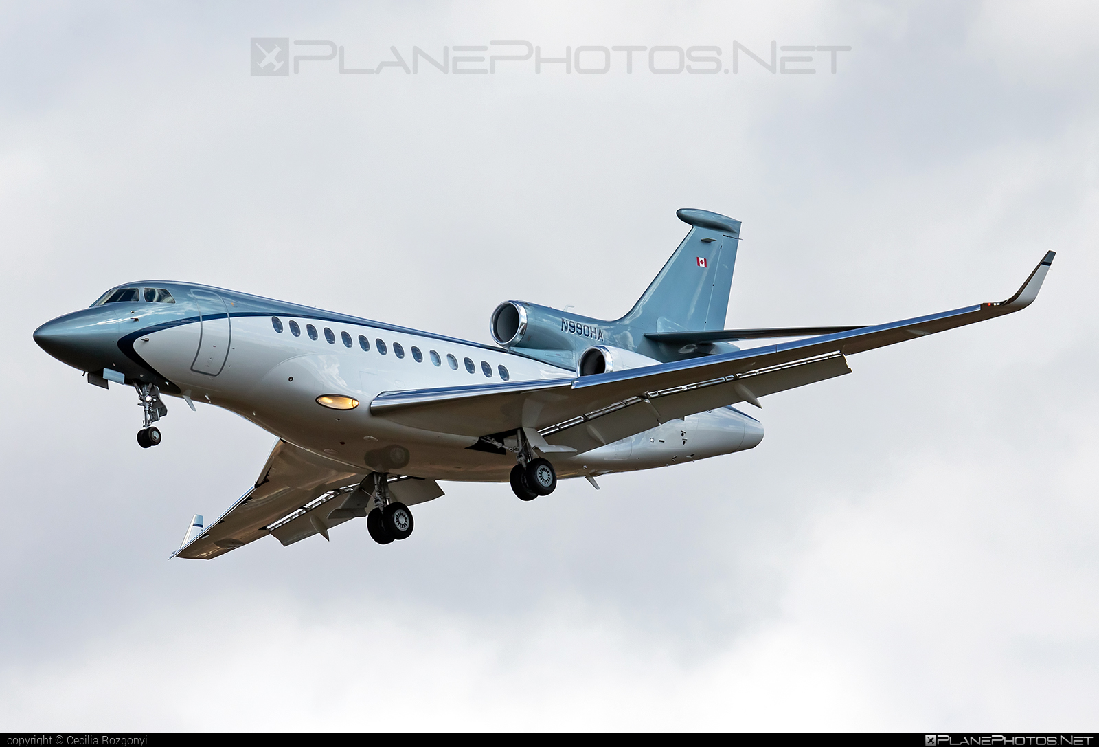 Dassault Falcon 7X - N990HA operated by Private operator #dassault #dassaultfalcon #dassaultfalcon7x #falcon7x