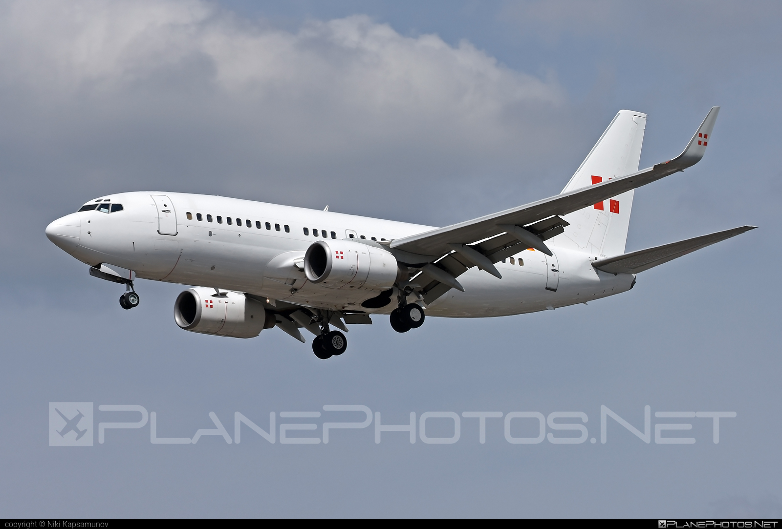 Boeing 737-700 BBJ - D-AWBB operated by PrivatAir #b737 #b737bbj #bbj #boeing #boeing737 #boeingbusinessjet