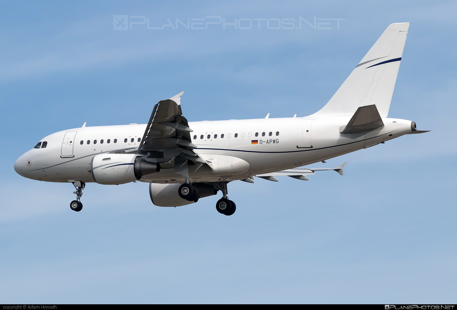 Airbus A318-112 - D-APWG operated by K5-Aviation #a318 #a320family #airbus #airbus318 #k5aviation