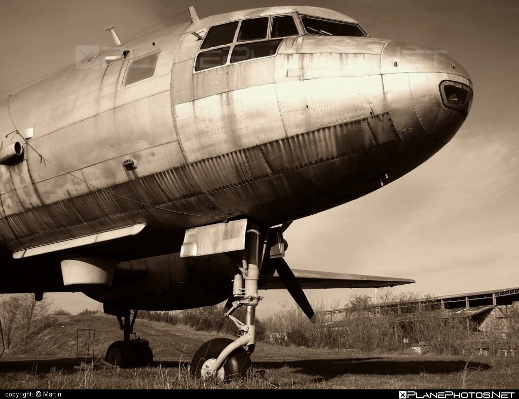 Avia Av-14RT - 3109 operated by Letectvo ČSĽA (Czechoslovak Air Force) #avia #czechoslovakairforce #letectvocsla