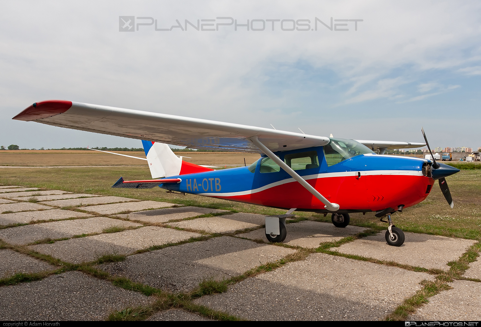 Cessna 182F Skylane - HA-OTB operated by Private operator #cessna #cessna182 #cessna182f #cessna182fskylane #cessna182skylane #cessnaskylane