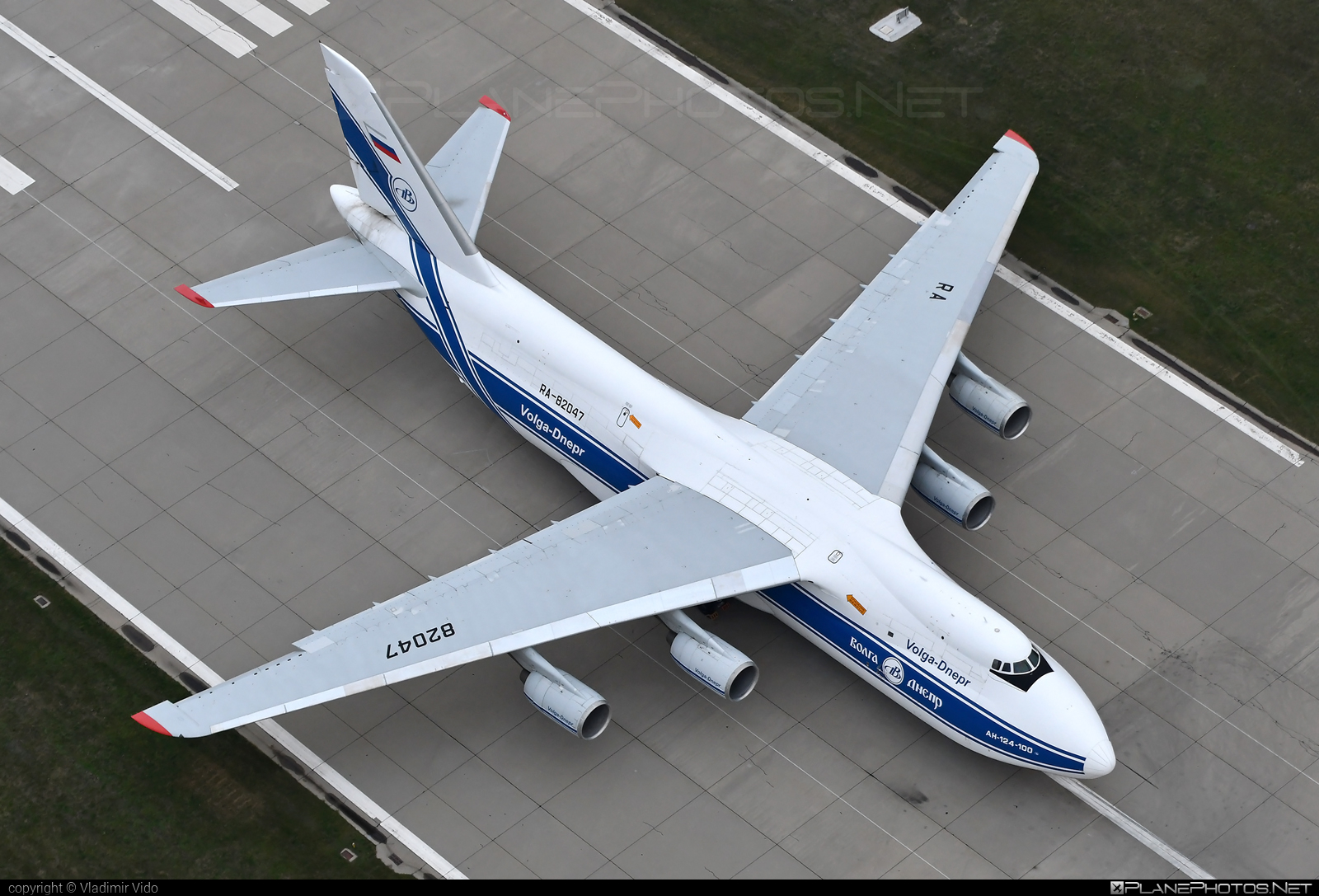 Antonov An-124-100 Ruslan - RA-82047 operated by Volga Dnepr Airlines #an124 #an124100 #an124100ruslan #an124ruslan #antonov #antonov124 #antonovan124