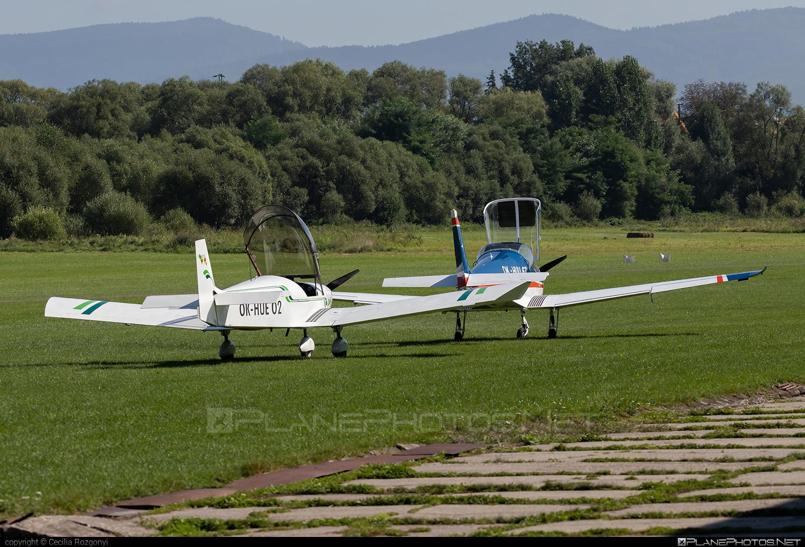 Zenair Zodiac CH 601 UL - OK-HUE 02 operated by Private operator #zenair
