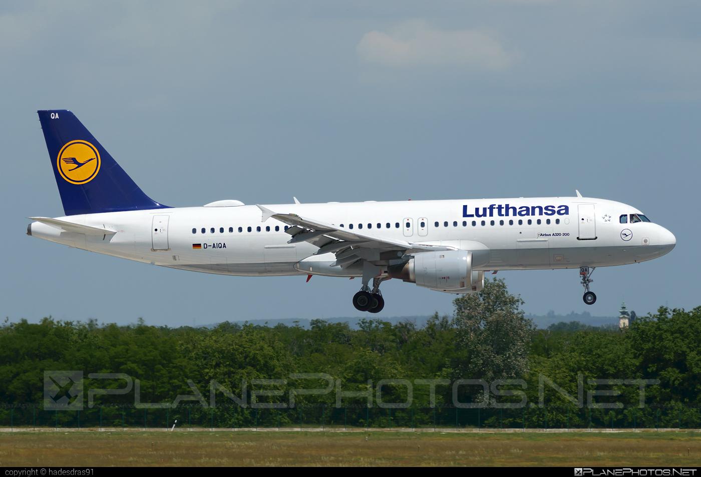 Airbus A320-211 - D-AIQA operated by Lufthansa #a320 #a320family #airbus #airbus320 #lufthansa