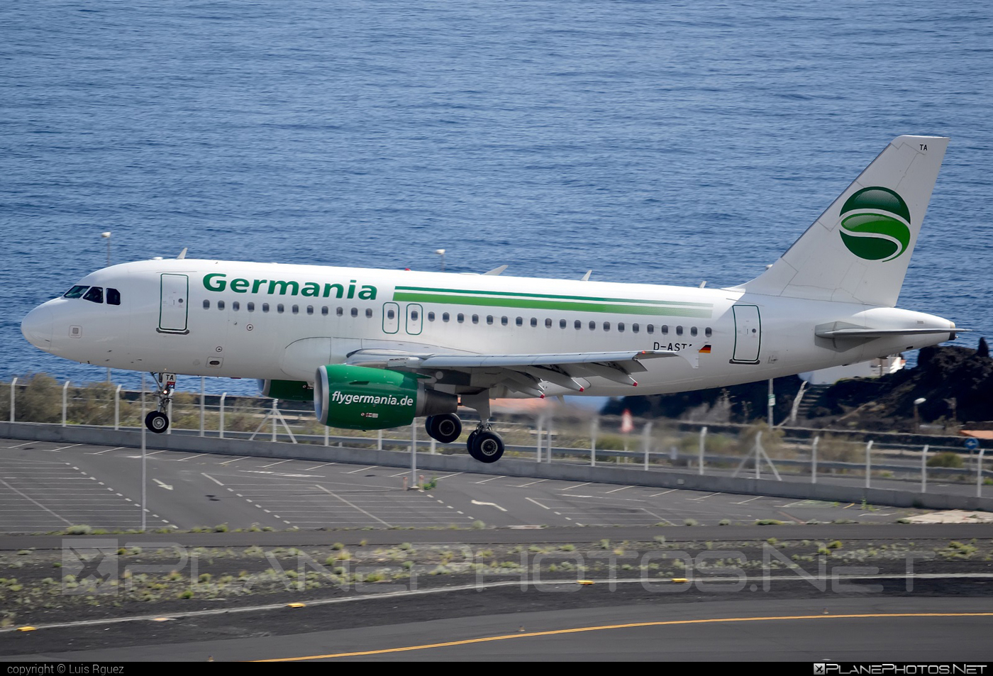 Airbus A319-112 - D-ASTA operated by Germania #a319 #a320family #airbus #airbus319