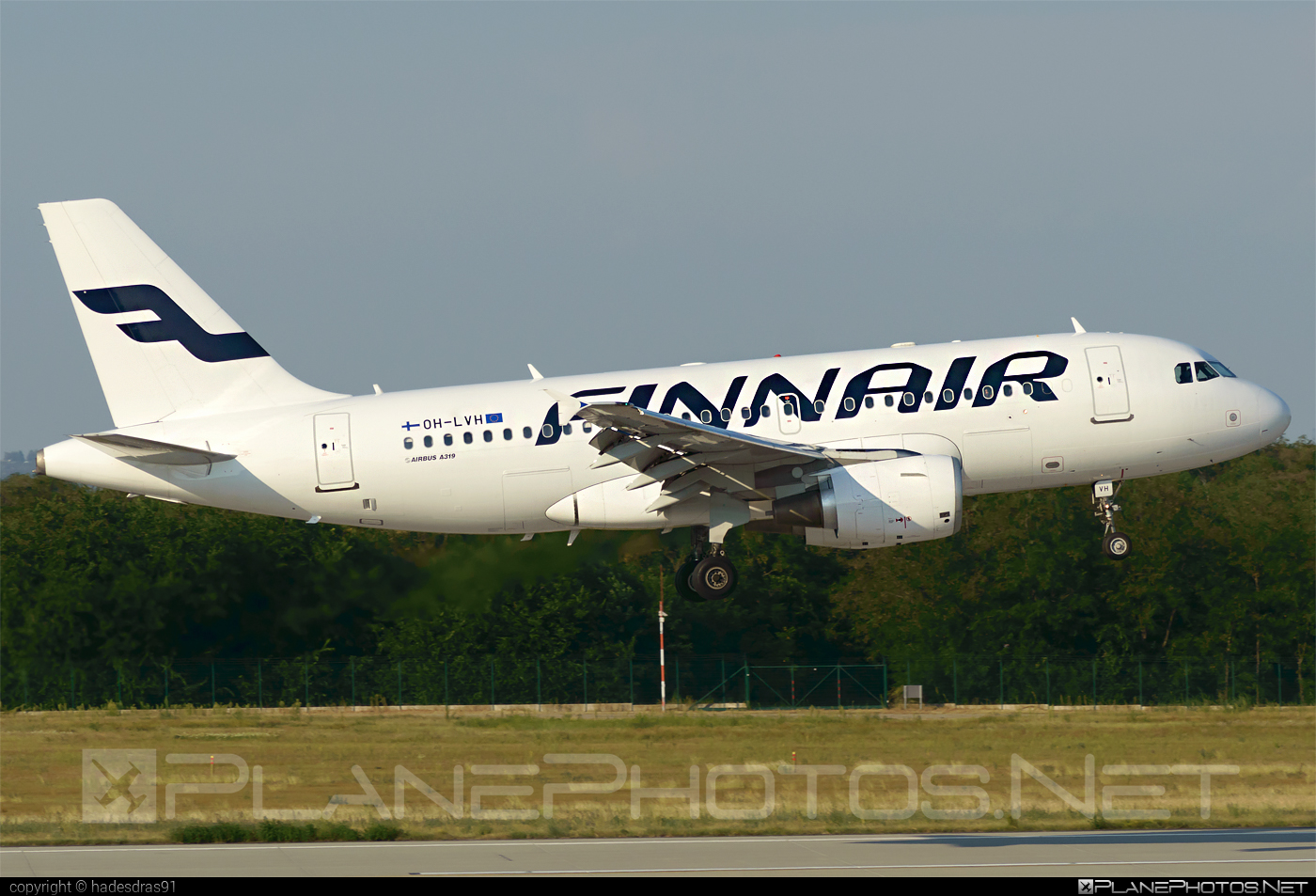 Airbus A319-112 - OH-LVH operated by Finnair #a319 #a320family #airbus #airbus319 #finnair