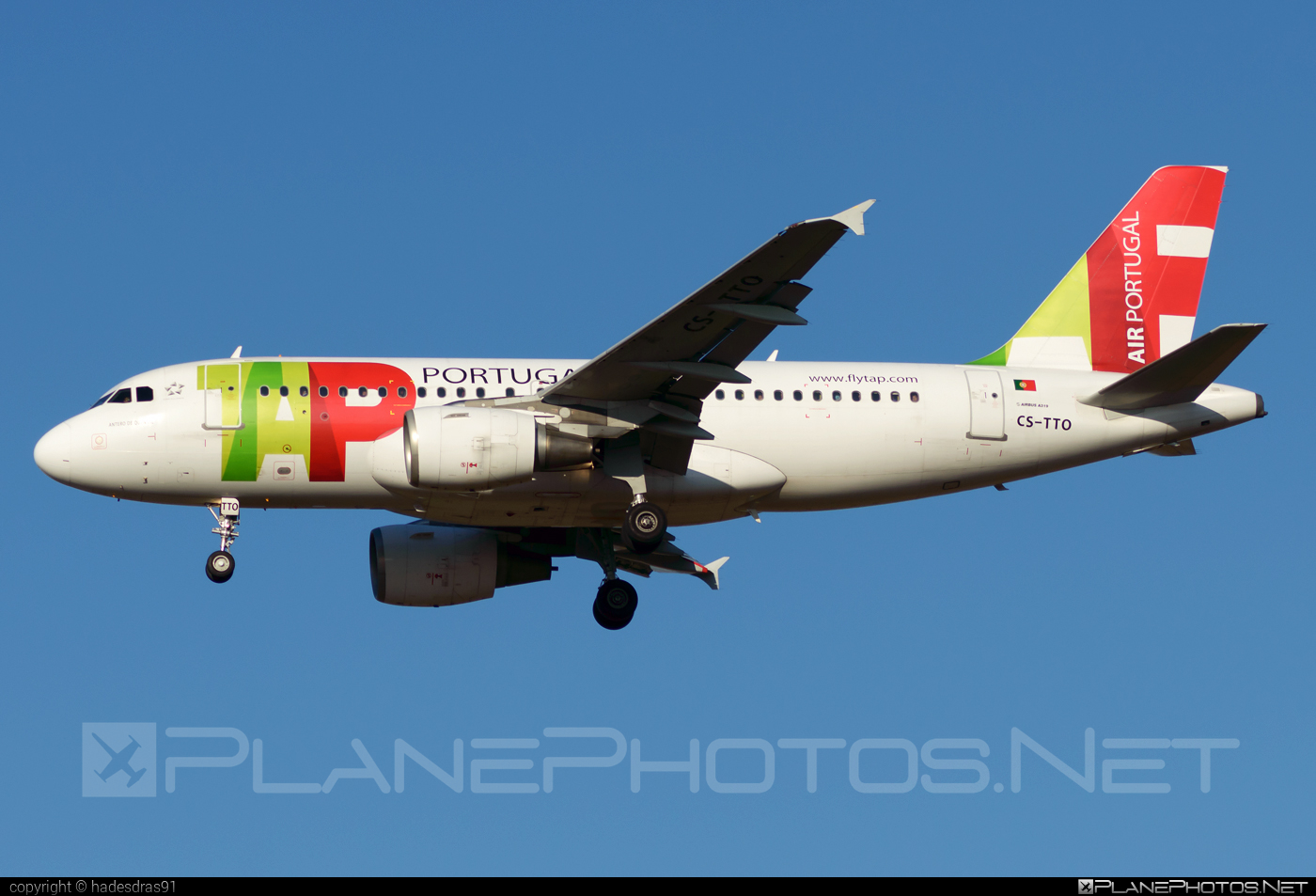 Airbus A319-111 - CS-TTO operated by TAP Portugal #a319 #a320family #airbus #airbus319
