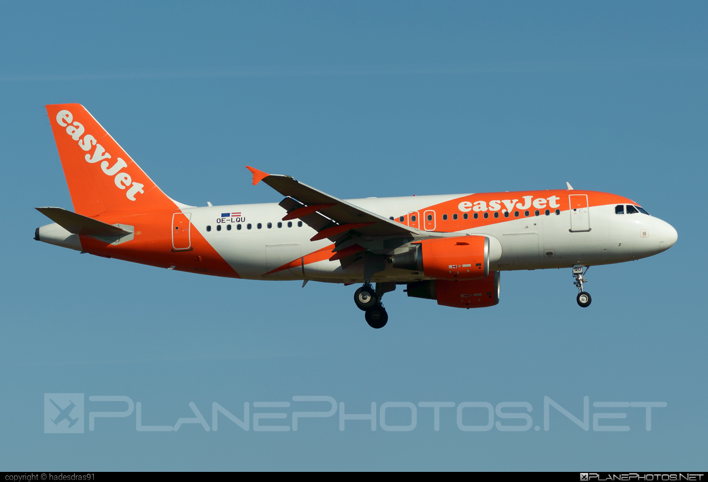 Airbus A319-111 - OE-LQU operated by easyJet Europe #a319 #a320family #airbus #airbus319 #easyjet #easyjeteurope