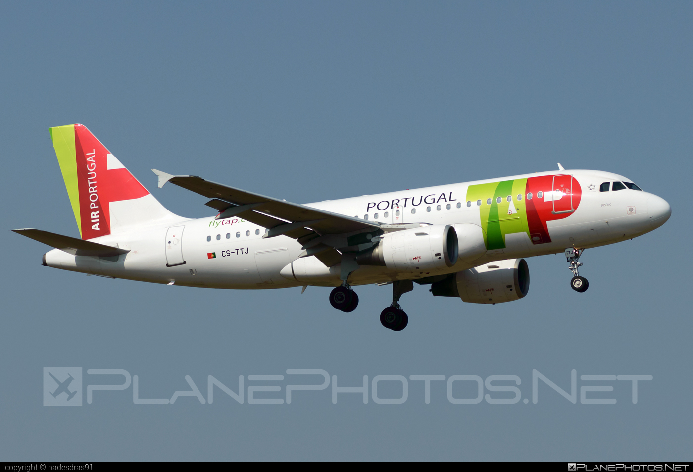 Airbus A319-111 - CS-TTJ operated by TAP Portugal #a319 #a320family #airbus #airbus319