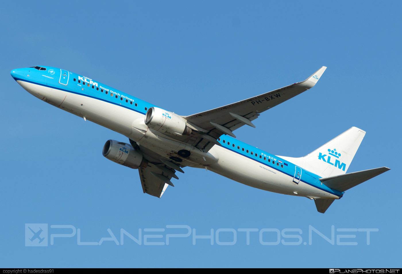 Boeing 737-800 - PH-BXW operated by KLM Royal Dutch Airlines #b737 #b737nextgen #b737ng #boeing #boeing737 #klm #klmroyaldutchairlines #royaldutchairlines