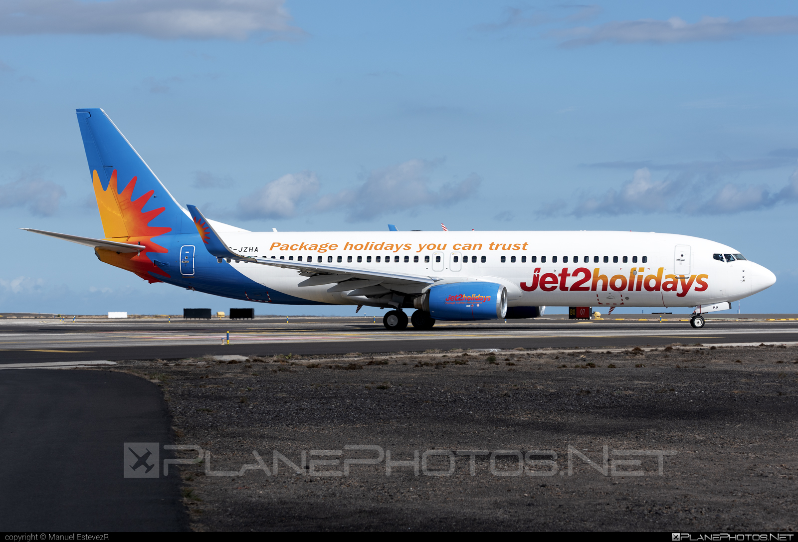 Boeing 737-800 - G-JZHA operated by Jet2holidays #b737 #b737nextgen #b737ng #boeing #boeing737 #jet2holidays