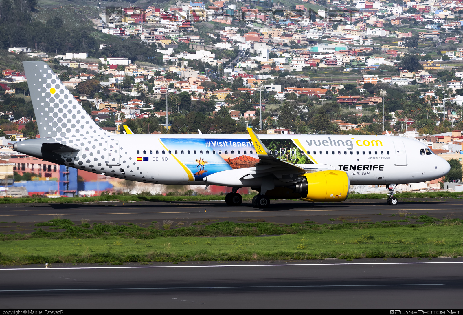 Airbus A320-271N - EC-NIX operated by Vueling Airlines #a320 #a320family #a320neo #airbus #airbus320 #vueling #vuelingairlines