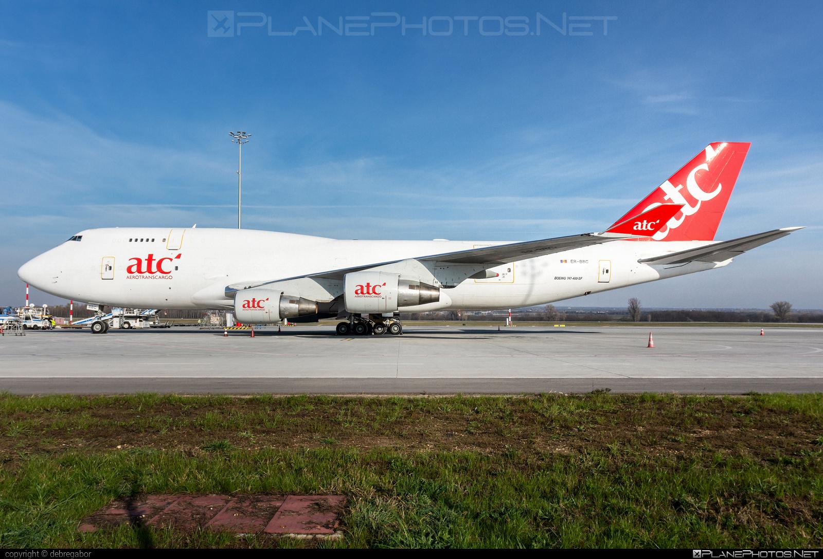 Boeing 747-400BDSF - ER-BBC operated by Aerotrans Cargo #aerotranscargo #b747 #b747bdsf #b747freighter #bedekspecialfreighter #boeing #boeing747 #jumbo