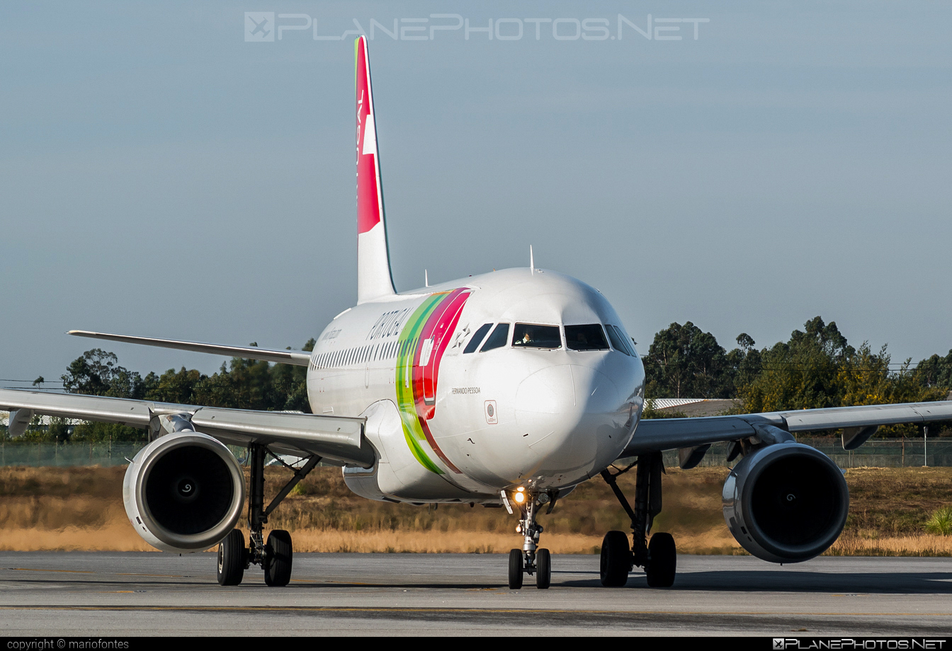 Airbus A319-111 - CS-TTC operated by TAP Portugal #a319 #a320family #airbus #airbus319