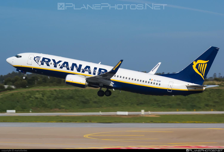 Boeing 737-800 - EI-EXF operated by Ryanair #b737 #b737nextgen #b737ng #boeing #boeing737 #ryanair
