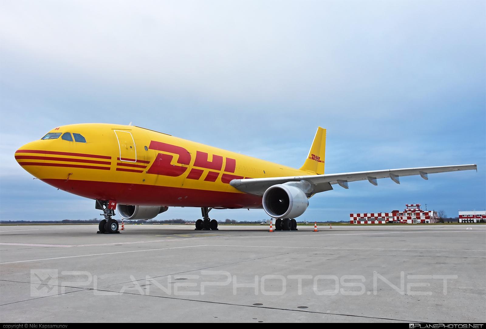 Airbus A300B4-622R - D-AEAM operated by DHL (European Air Transport) #a300 #airbus