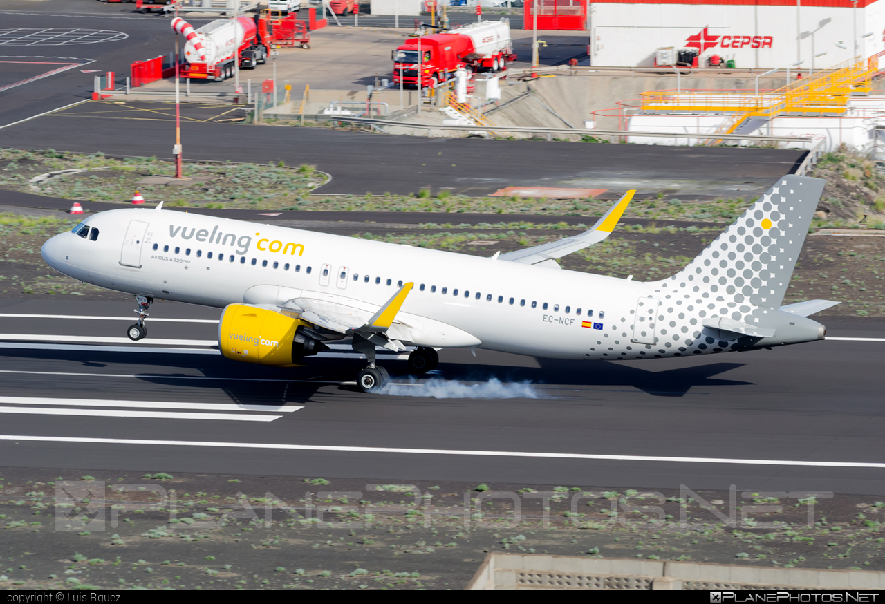 Airbus A320-271N - EC-NCF operated by Vueling Airlines #a320 #a320family #a320neo #airbus #airbus320 #vueling #vuelingairlines