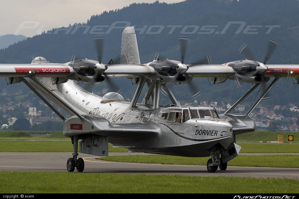 Dornier Do-24 ATT - RP-C2403 operated by Iren Dornier Project #airpower #airpower2009 #dornier