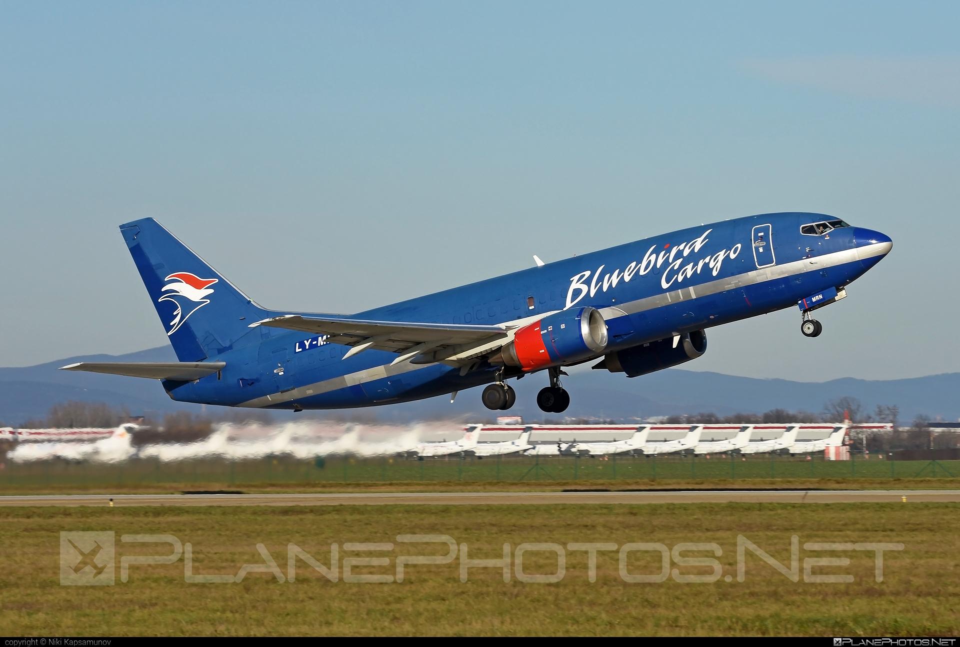 Boeing 737-300SF - LY-MRN operated by KlasJet #b737 #b737freighter #b737sf #boeing #boeing737 #klasjet
