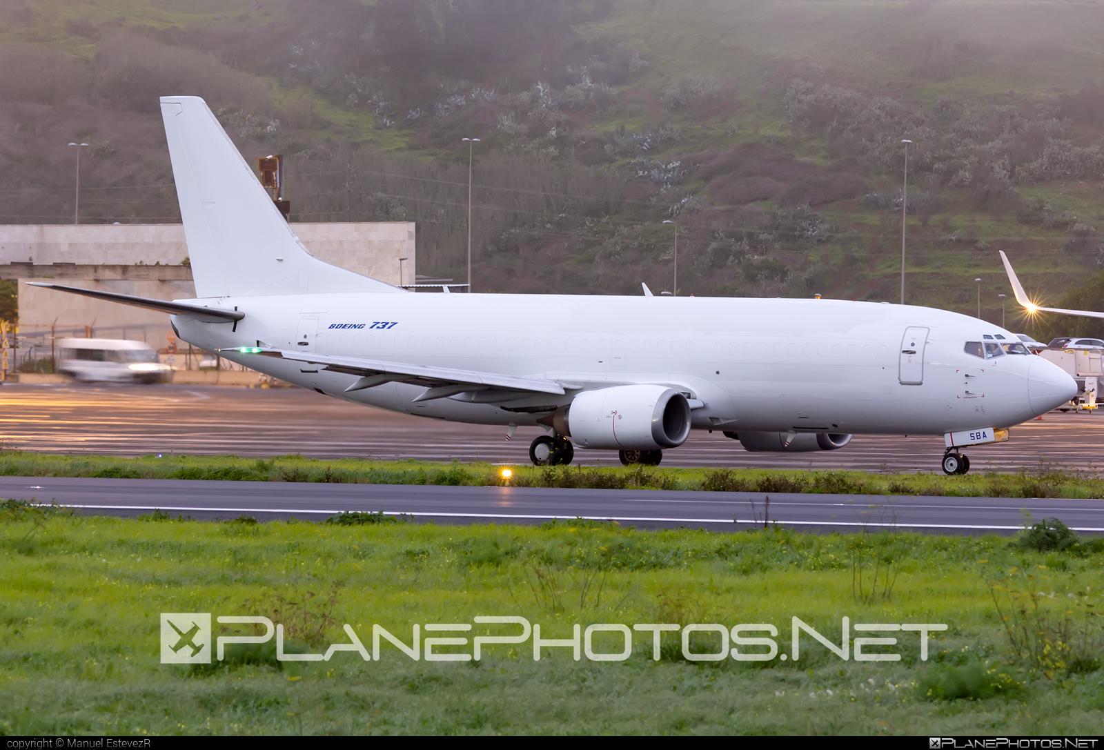 Boeing 737-300F - ZS-SBA operated by Star Air (BRH) #b737 #b737f #b737freighter #boeing #boeing737 #starair
