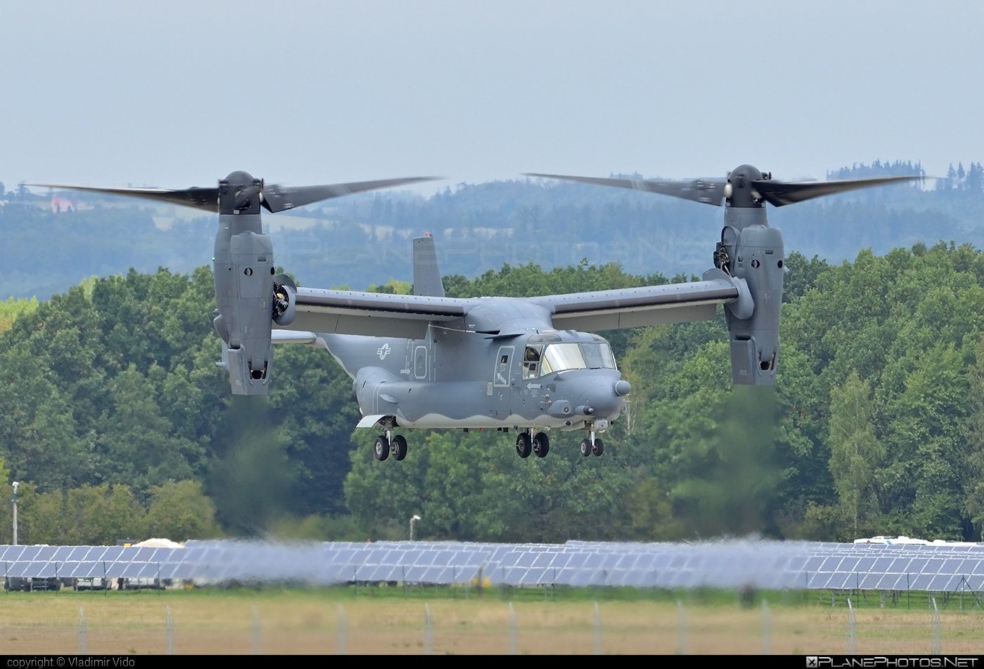 Bell Boeing CV-22B Osprey - 12-0062 operated by US Air Force (USAF) #bellboeing #cv22 #cv22b #cv22bOsprey #usaf #usairforce #v22osprey