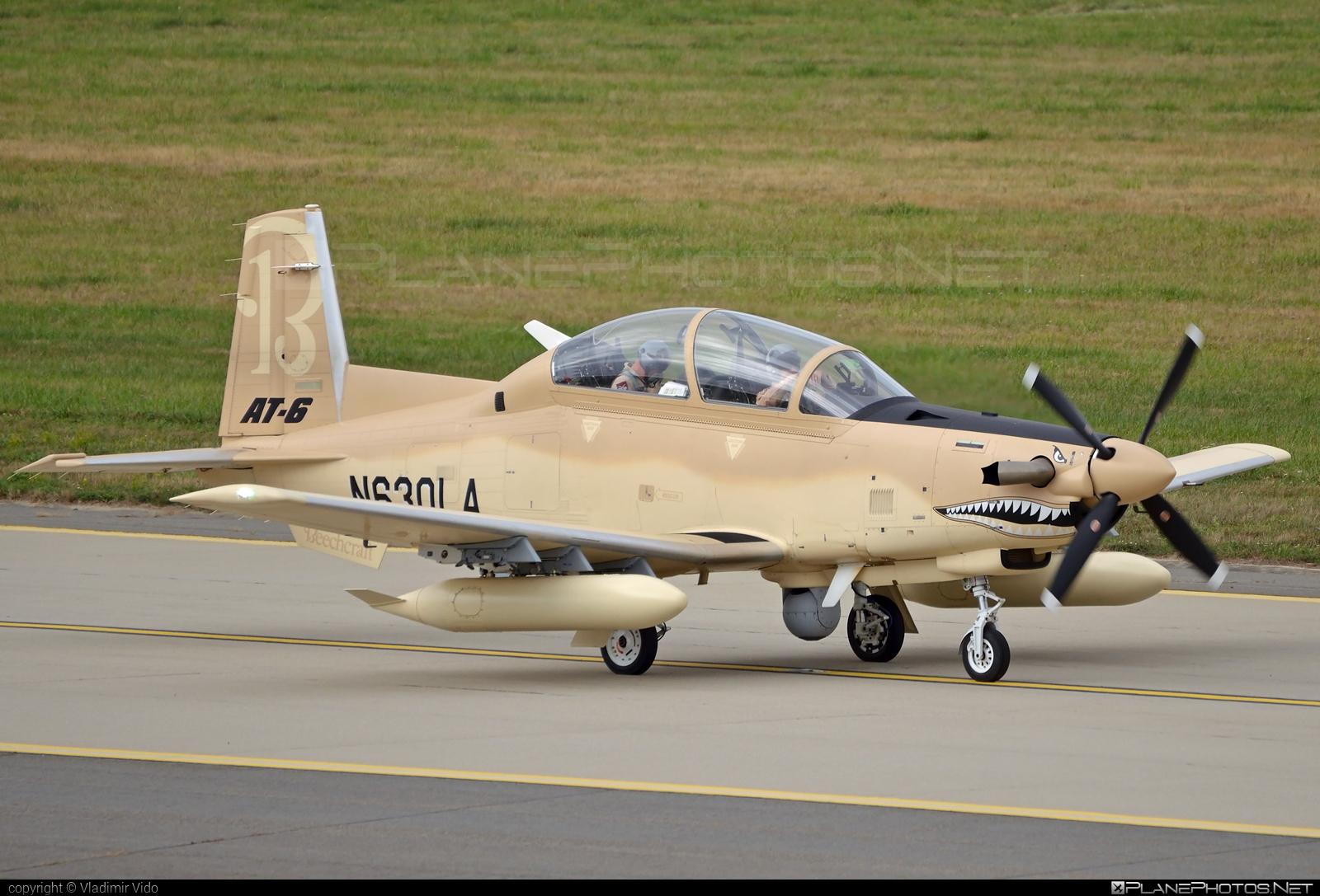 Beechcraft AT-6C Texan II - N630LA operated by Beechcraft Corporation #BeechcraftCorporation #at6 #at6c #beechcraft #beechcraftat6 #beechcraftat6c #natodays2015 #texan2 #texanii
