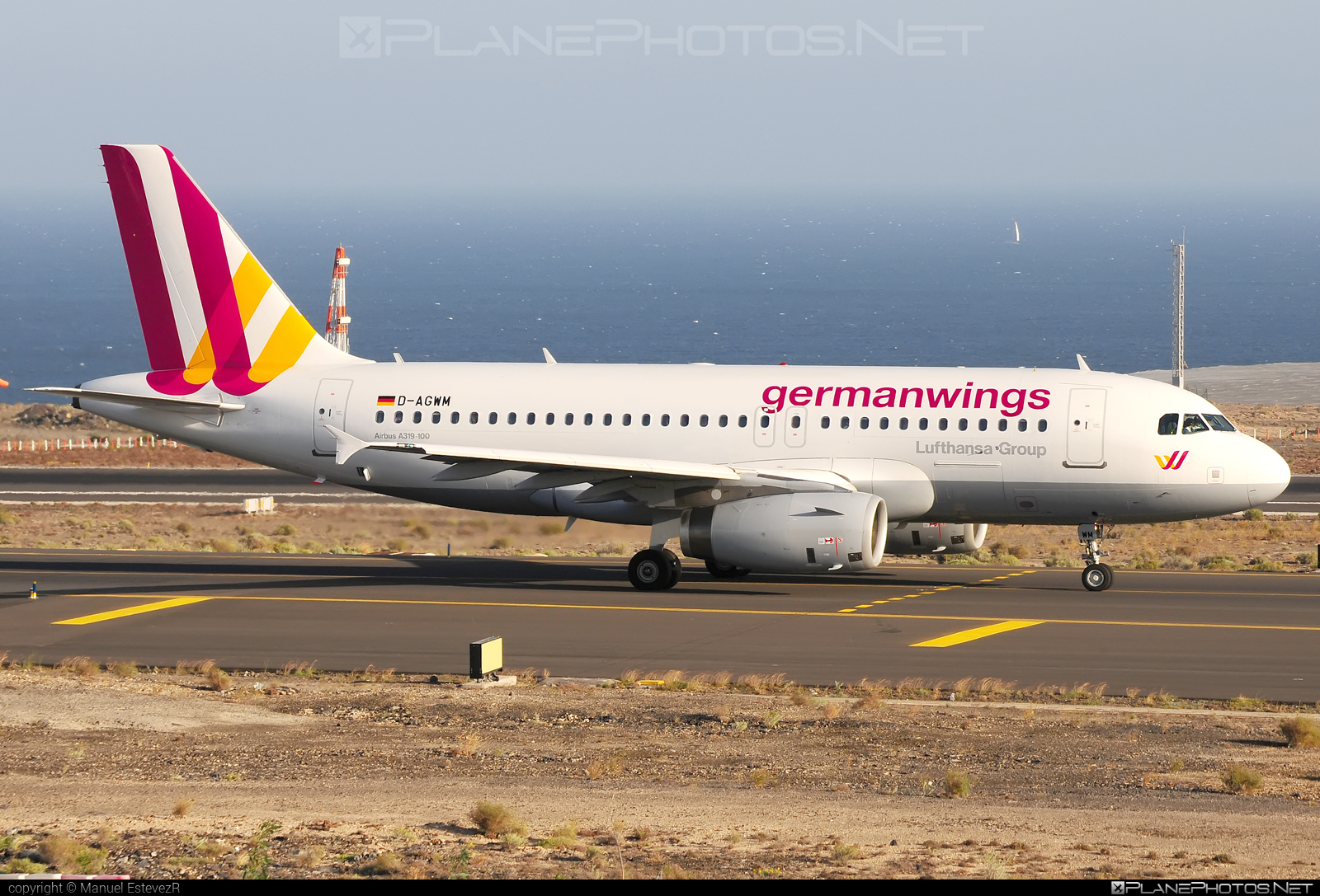 Airbus A319-132 - D-AGWM operated by Germanwings #a319 #a320family #airbus #airbus319