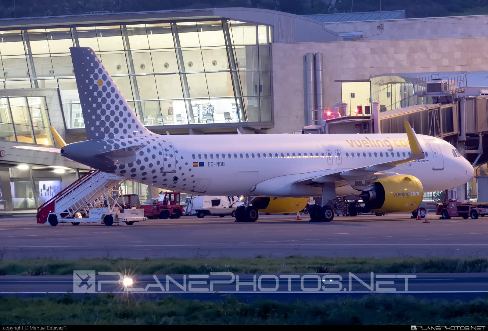 Airbus A320-271N - EC-NDB operated by Vueling Airlines #a320 #a320family #a320neo #airbus #airbus320 #vueling #vuelingairlines