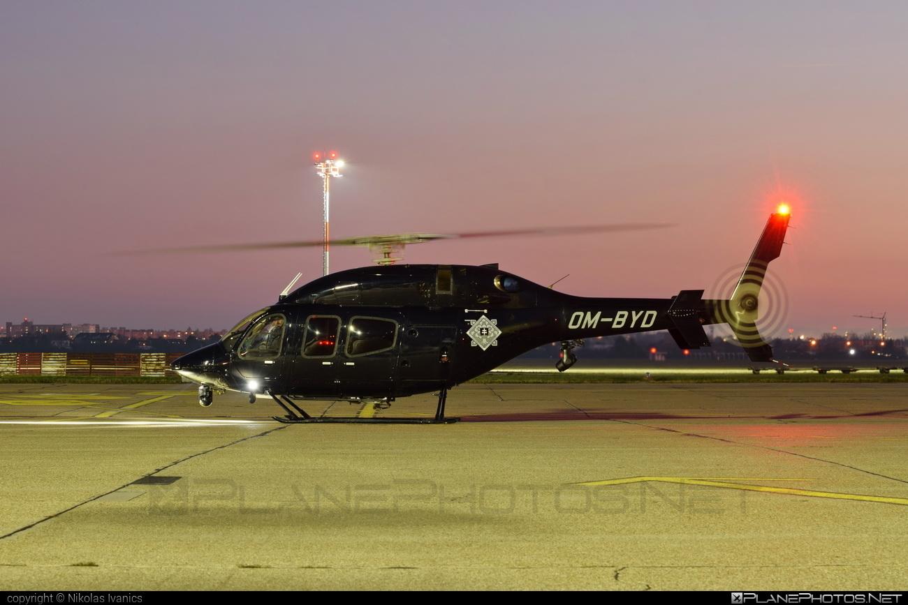 Bell 429 - OM-BYD operated by Letecký útvar MV SR (Slovak Government Flying Service) #SlovakGovernmentFlyingService #bell #bell429 #bellhelicopters #leteckyutvarMVSR