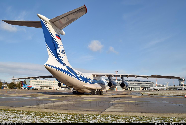 Ilyushin Il-76TD-90VD - RA-76952 operated by Volga Dnepr Airlines #il76 #il76td90vd #ilyushin