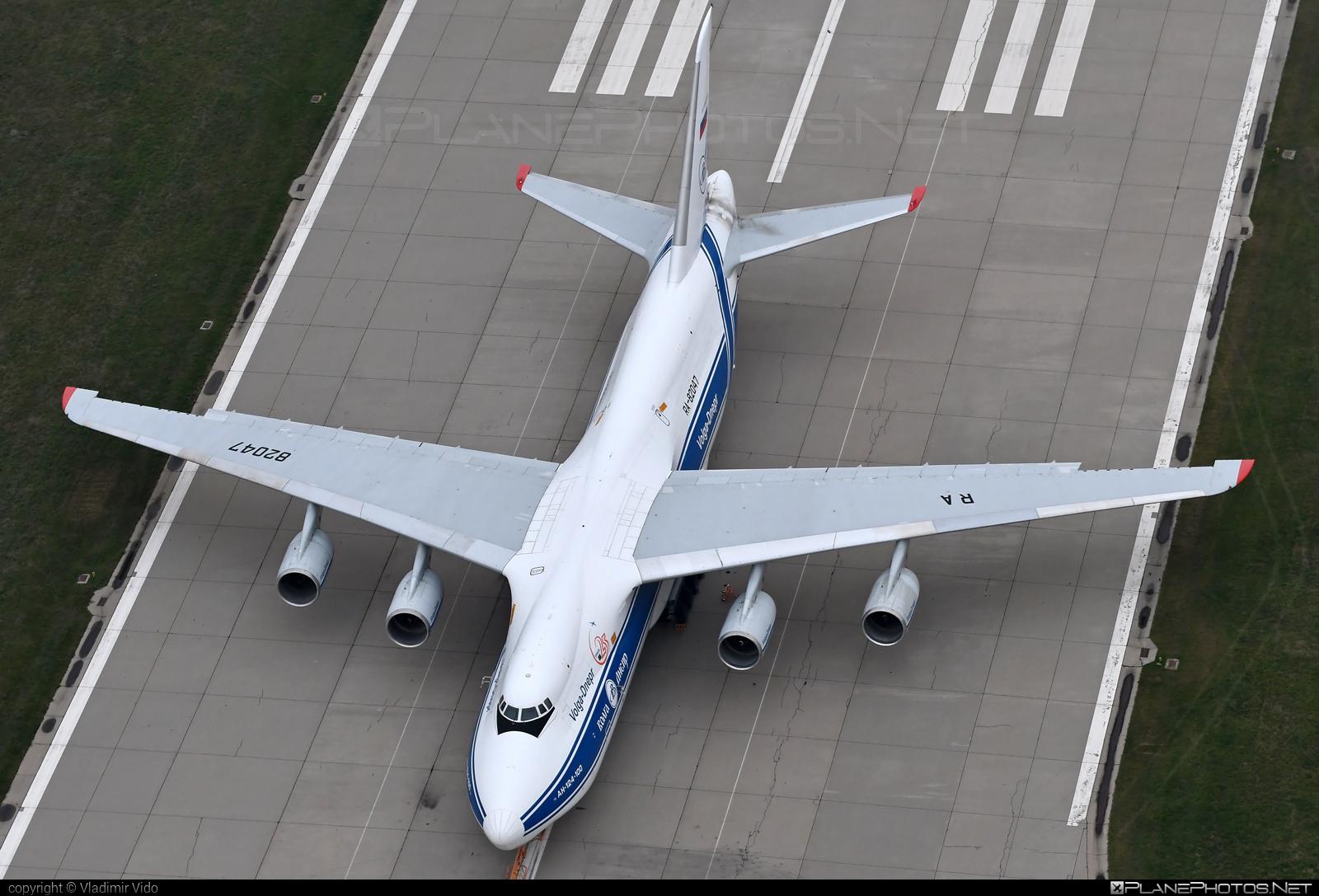Antonov An-124-100 Ruslan - RA-82047 operated by Volga Dnepr Airlines #an124 #an124100 #antonov #antonov124 #ruslan