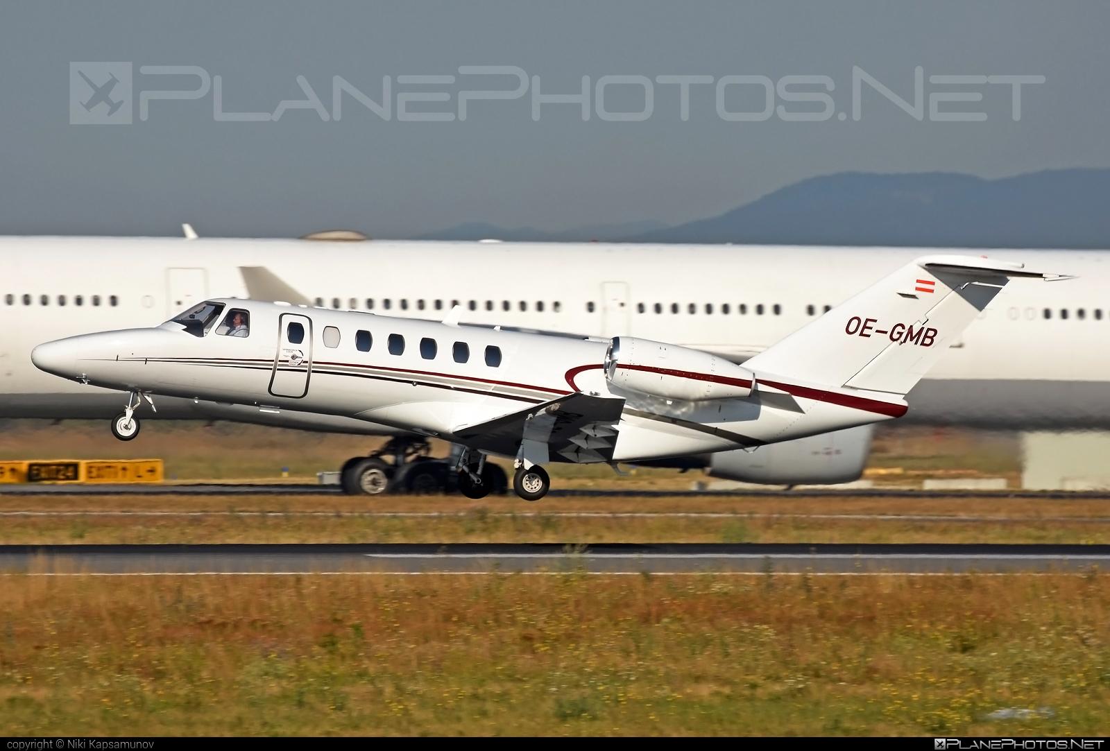 Cessna 525B Citation CJ3 - OE-GMB operated by SalzburgJetAviation #cessna #cessna525 #cessna525b #cessnacitation #citationjet #citationjet3 #cj3