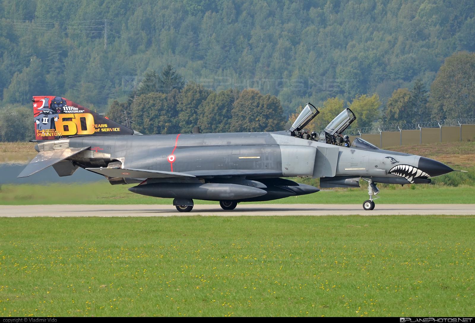 McDonnell Douglas F-4E Terminator 2020 - 77-0296 operated by Türk Hava Kuvvetleri (Turkish Air Force) #mcdonnelldouglas #siaf #siaf2018 #turkishairforce